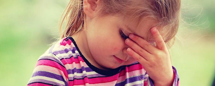 子どもが泣いたときは、その気持を受け止めてみよう